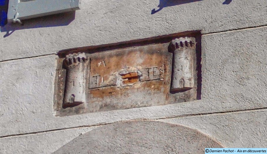 Pierre bastille Aix