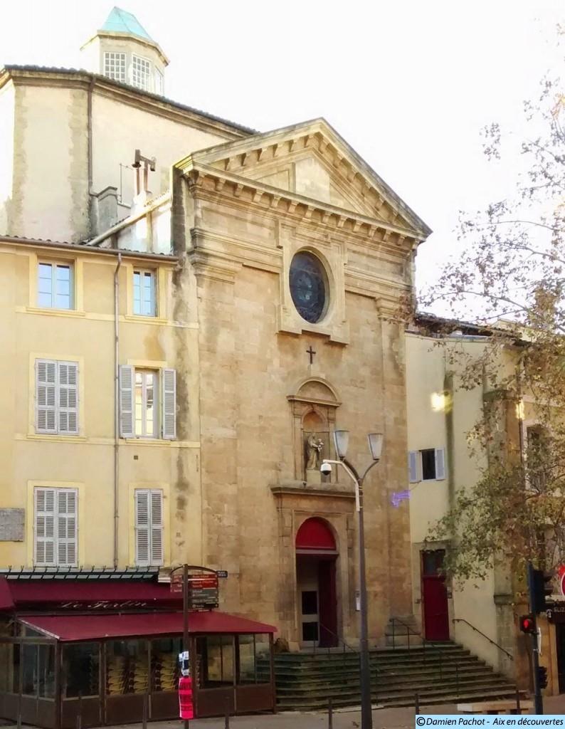 La chapelle des Oblats Photo: © Aix en découvertes