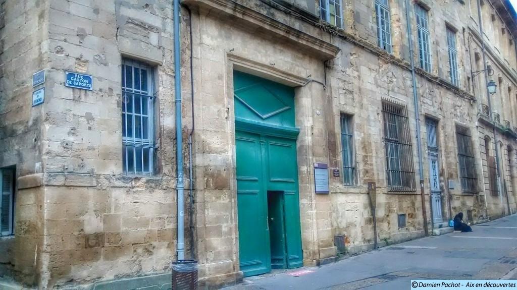 L'hôtel de Chateaurenard