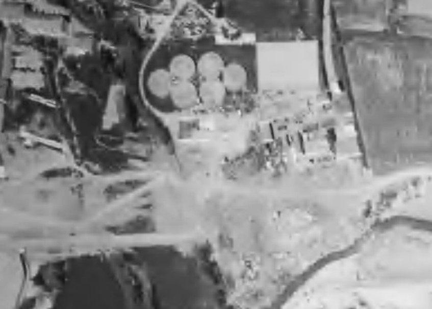 Les travaux de l'autoroute A8 en 1969