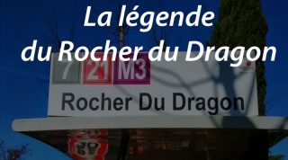 La légende du Rocher du Dragon