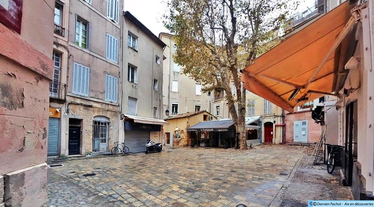 L'ancienne place Saint-Antoine, l'actuelle place Ramus