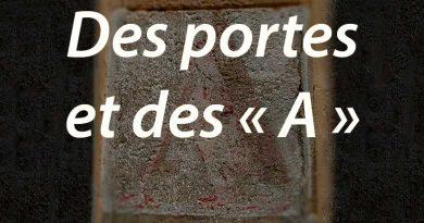 Des portes et des «A» (m.a.j. au 25/02/17)