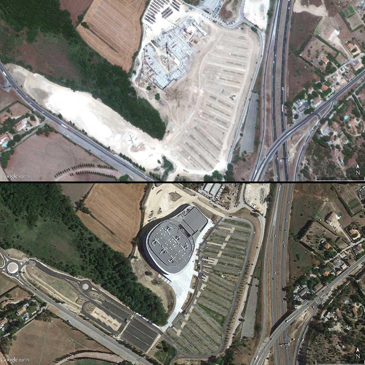 L'Arena de 2016 à 2017