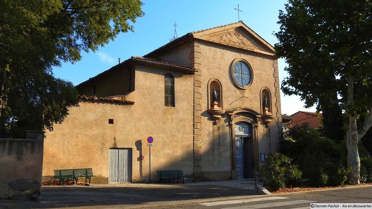 L'église des Milles