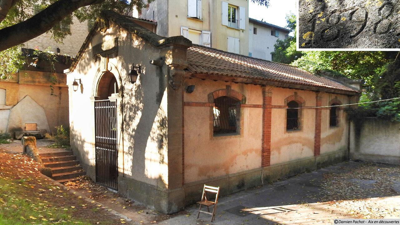 L'ancien lavoir du village