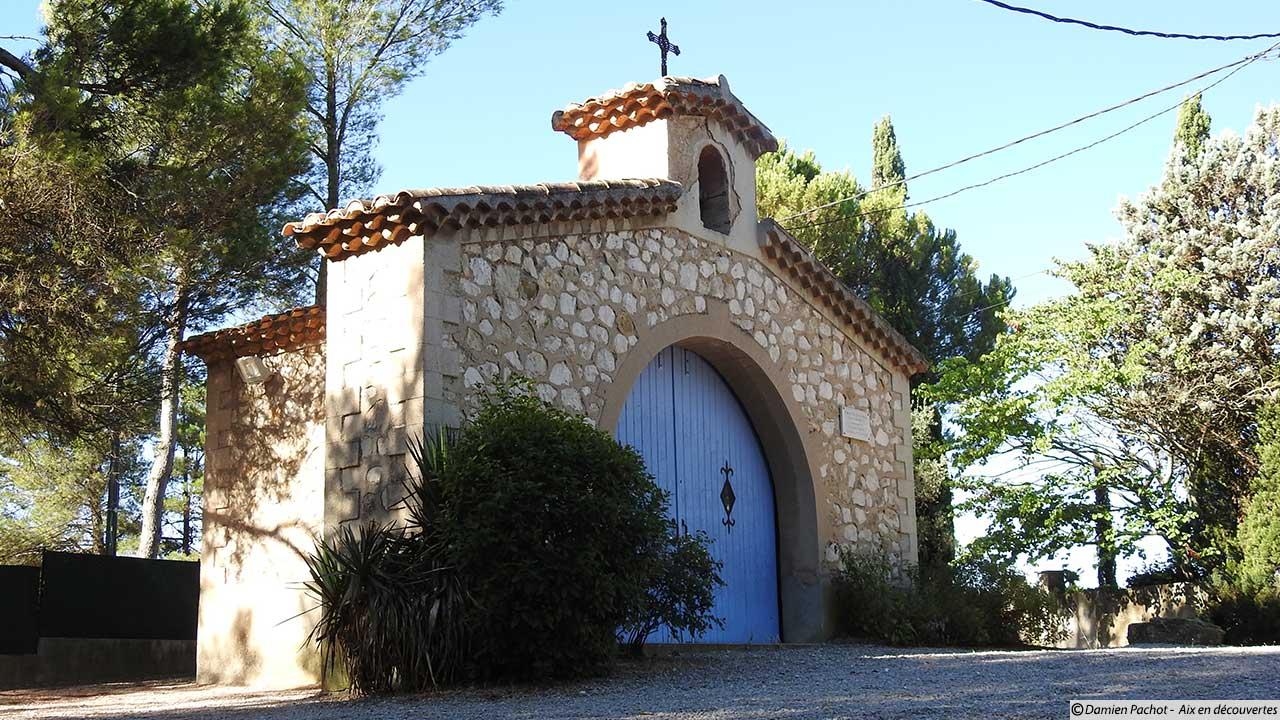 La chapelle du Serre aux Milles