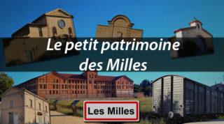 Le petit patrimoine des Milles (m.a.j. au 30/08/18)