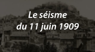 Le séisme 11 juin 1909