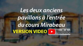L'histoire de anciens n°1 et 2 du cours Mirabeau en vidéo